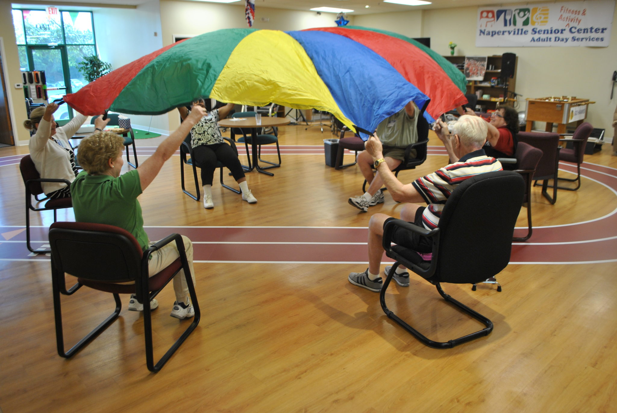 Free Trial Offer Adult Day Care Naperville Senior Center