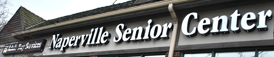 Naperville Senior Center